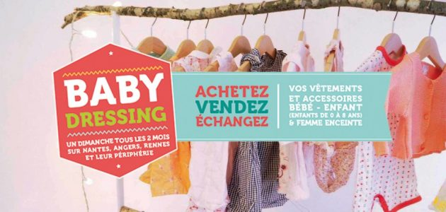 BABY DRESSING #12 ANGERS